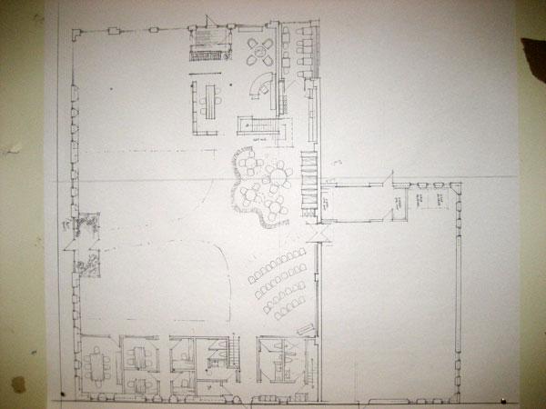 Interior-sketch