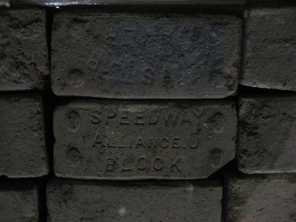 Speedway-block