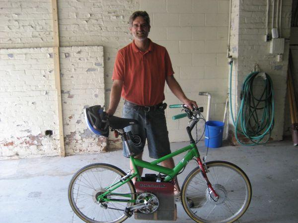 Steve-bike