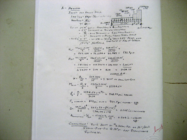 Ike-calculations