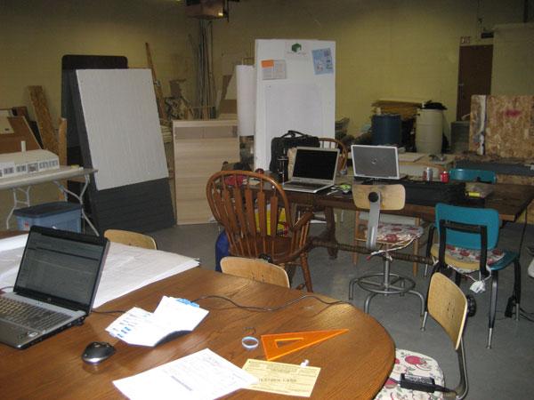 New-work-area