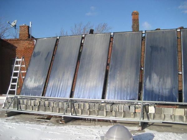 Solar panels 7