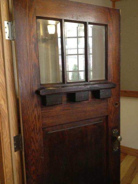 Room 2 door